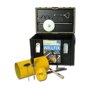 Proclima Willfix kit d'outils